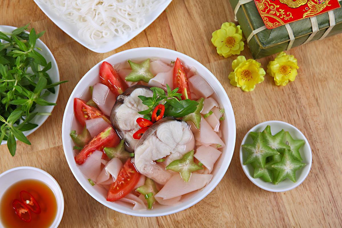Món ăn dân dã ở Vĩnh Long