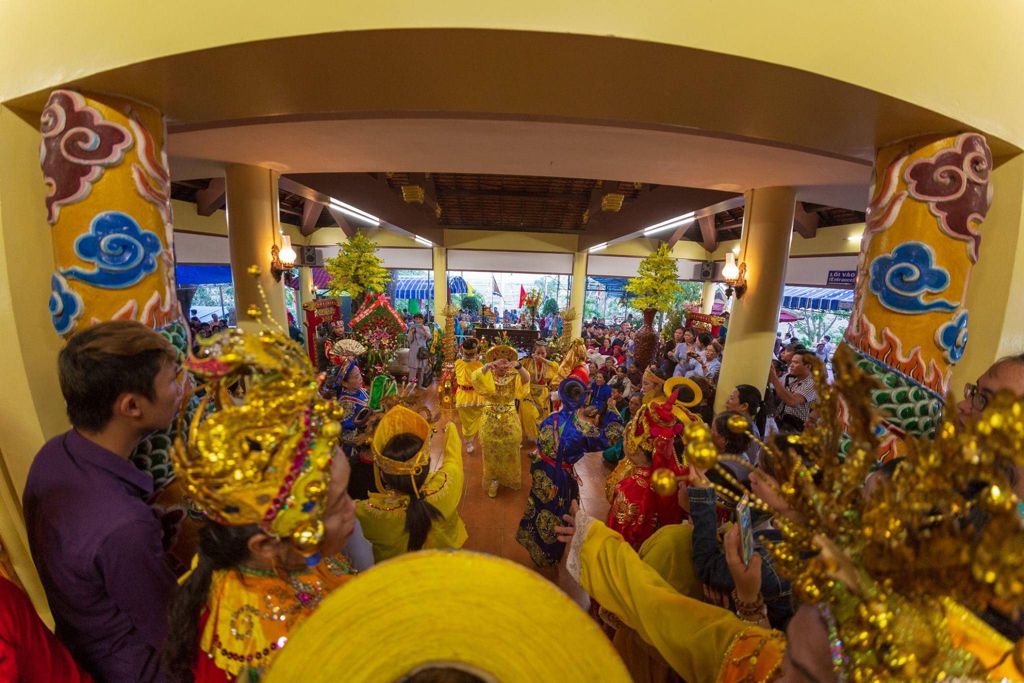 lễ hội Khánh Hòa