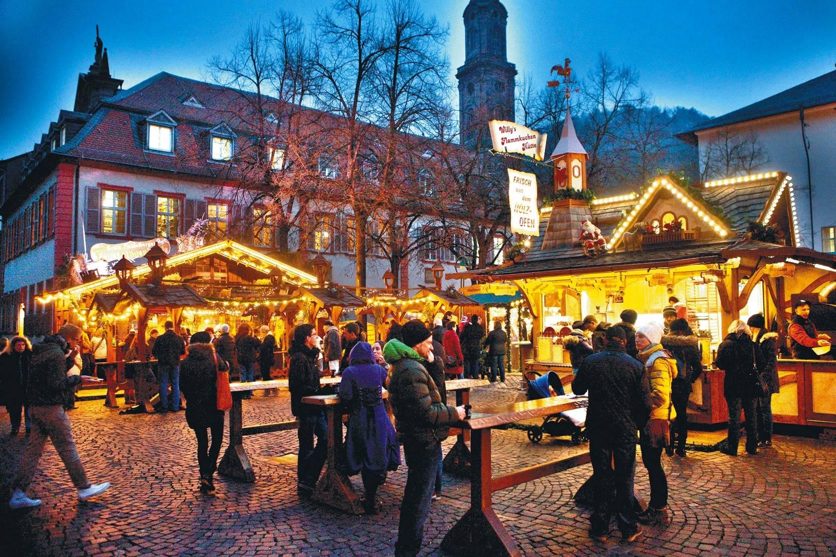 Lễ hội Koblenz Weihnachtsmarkt (Đức)