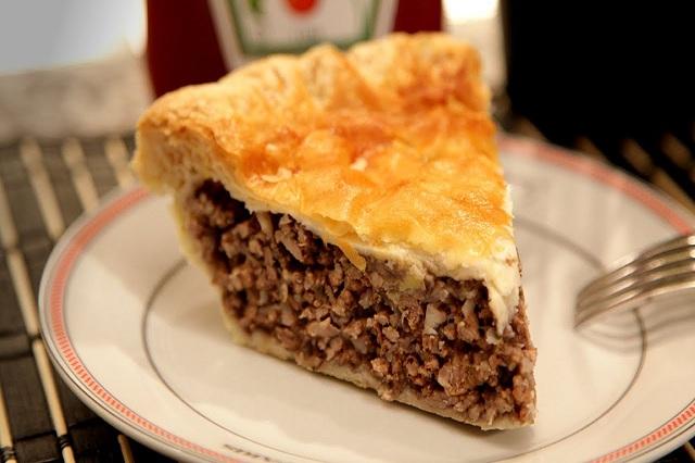 Tourtière - Giao thoa giữa ẩm thực Pháp và Canada
