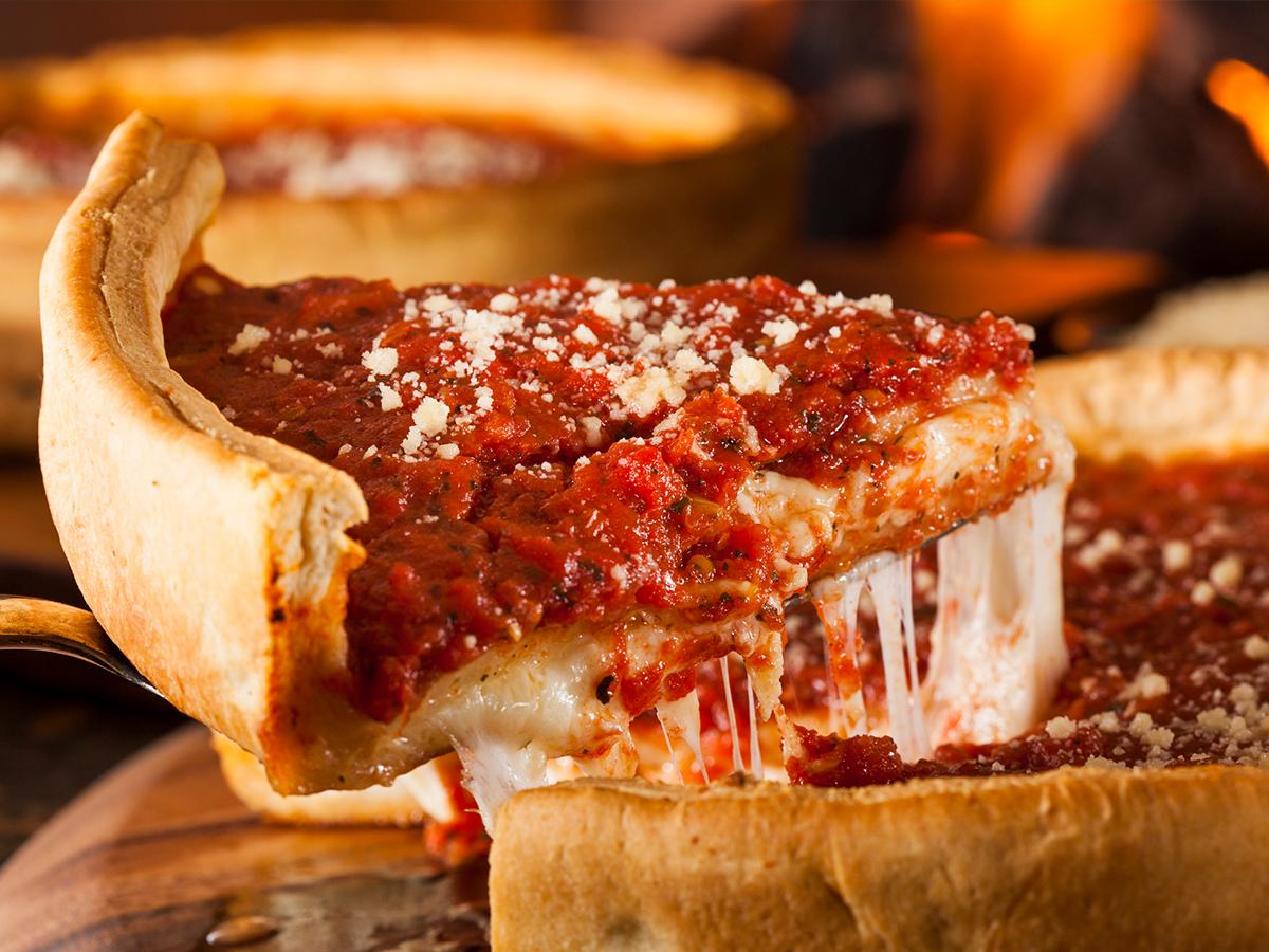 Tìm hiểu một số món ăn khác tại Chicago
