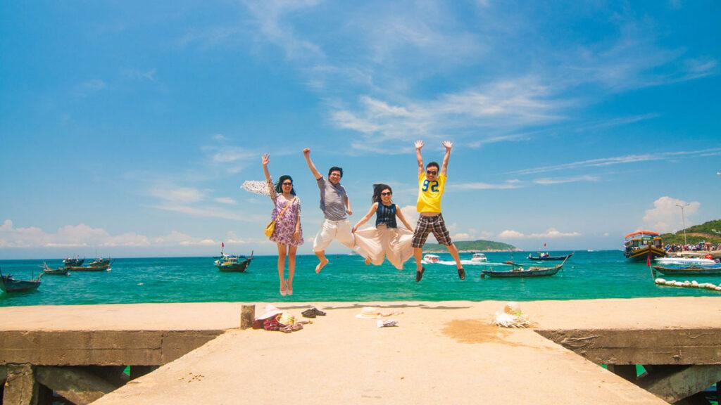 Cù lao Chàm được xem là thiên đường biển đảo tại Đà Nẵng