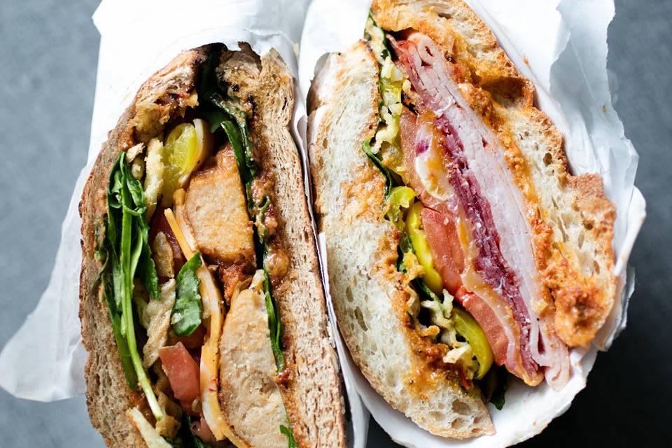Sandwich - Loại bánh thơm ngon tại San Francisco