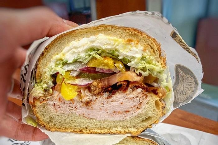 Sandwich - Loại bánh phổ biến tại San Francisco