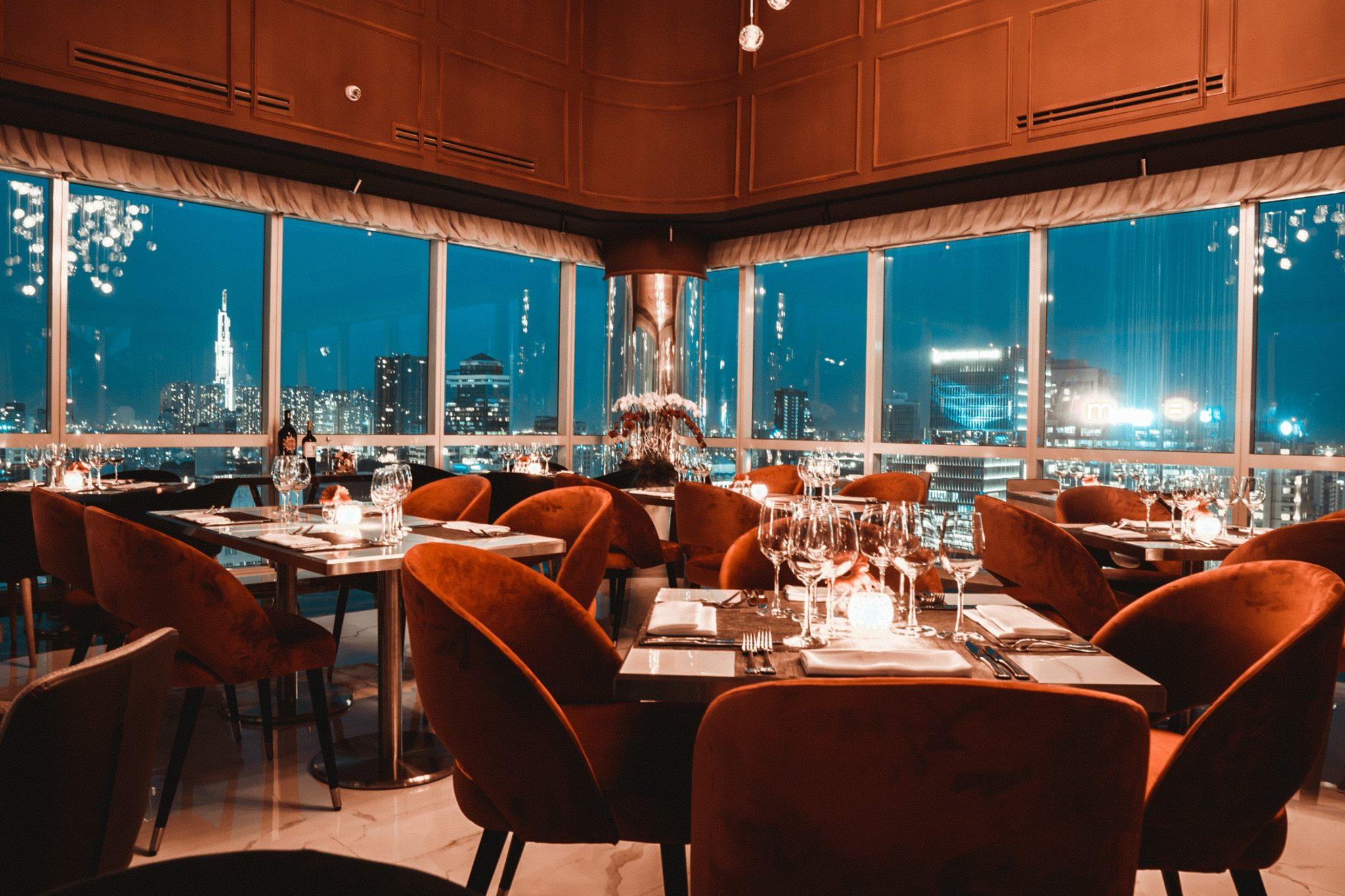 Thứ ba: Nơi có nhà hàng tuyệt vời nhất thế giới