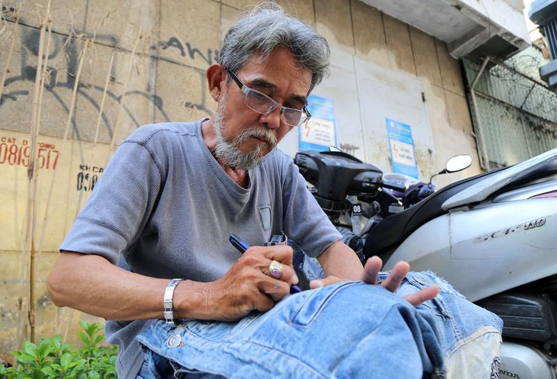 Người sài gòn hay mặc jeans