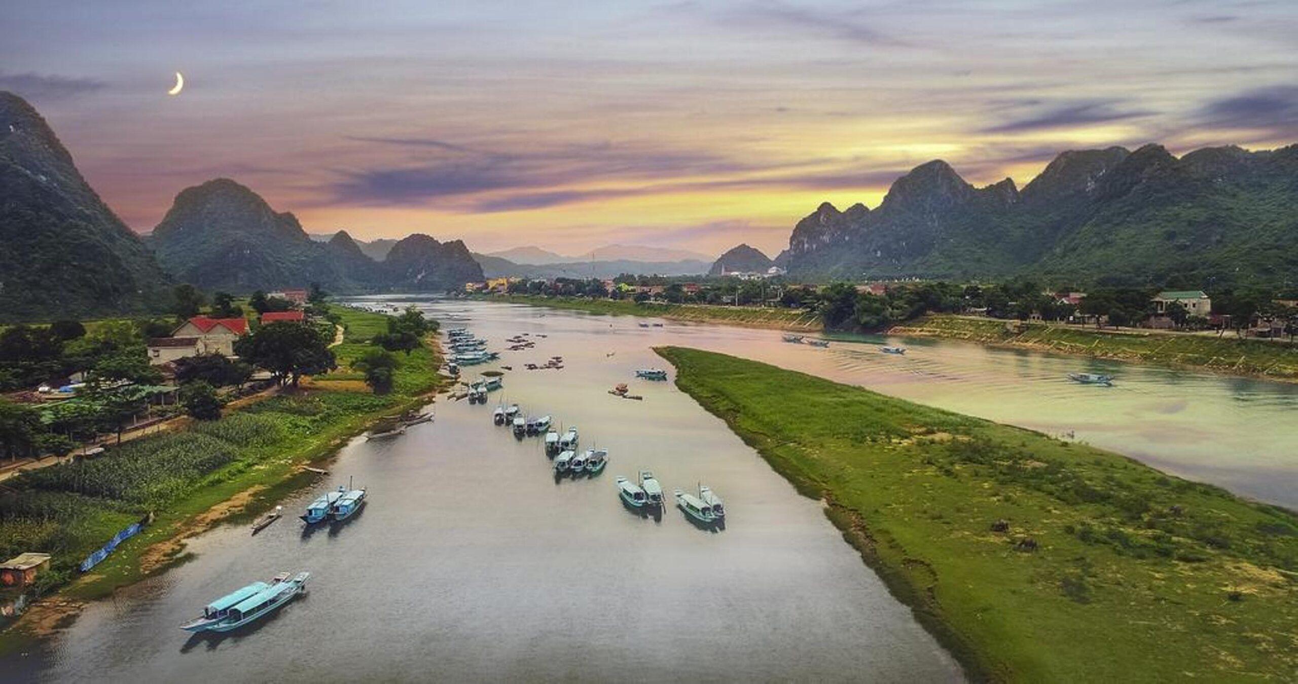 Đi du lịch Quảng Bình vào mùa khô là lựa chọn thích hợp nhất