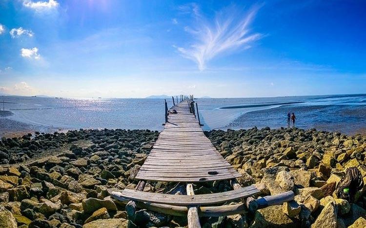 cửa biển Cần Giờ