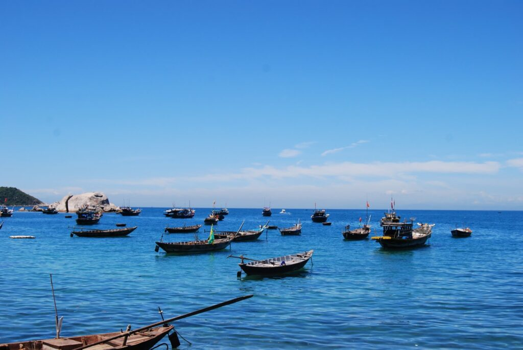 Cù Lao Chàm là điểm du lịch nổi tiếng, được nhiều bạn trẻ lựa chọn