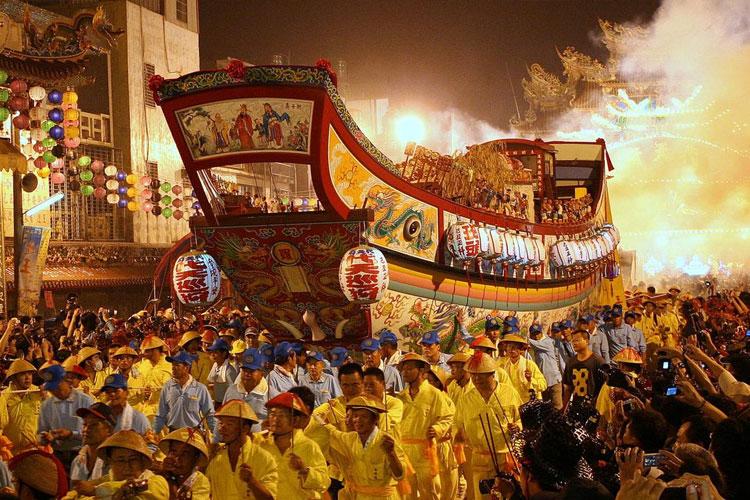 Văn hóa con người Đài Loan trong phong tục
