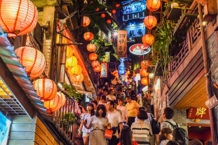 Văn hóa của Đài Loan trong ngày tết