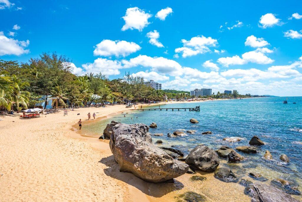 Những bãi biển ở Phú Quốc luôn là lựa chọn du lịch hè của nhiều du khách