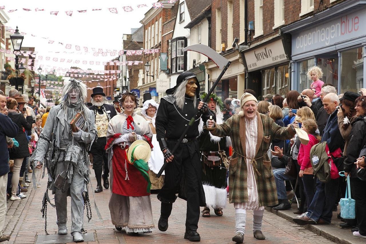 Lễ hội Charles Dickens