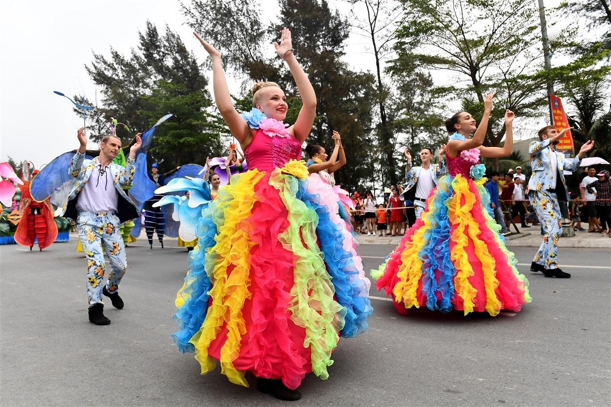 Lễ hội Châu Âu - Carnaval của Pháp