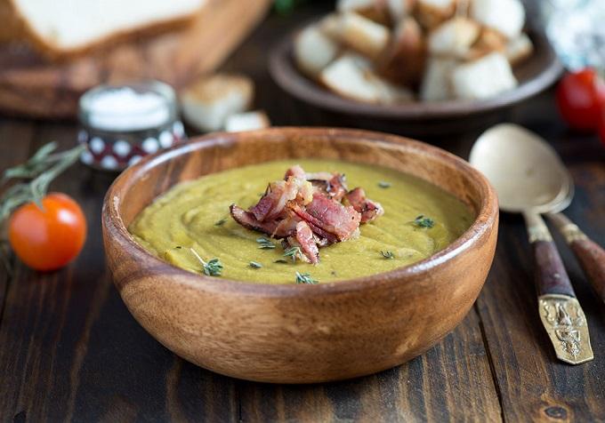 Súp đậu ngô nghiền - Món ăn vô cùng dinh dưỡng