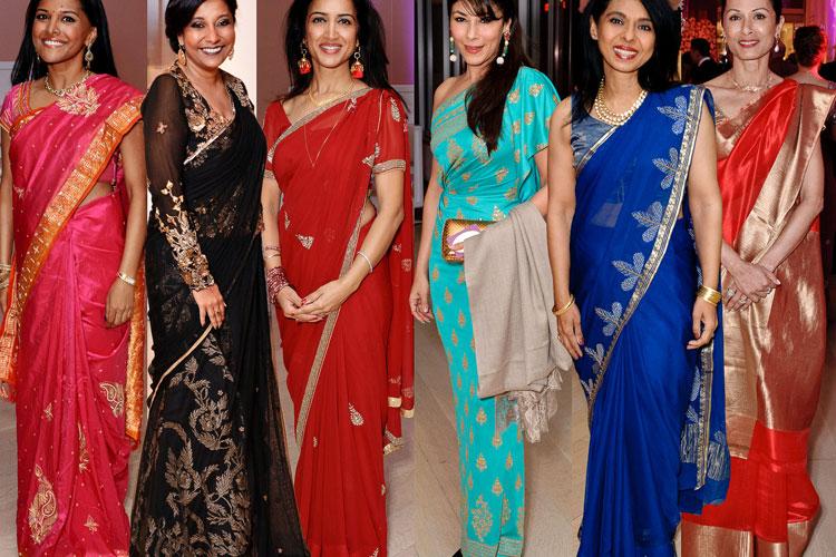Văn hóa trong trang phục của Ấn Độ